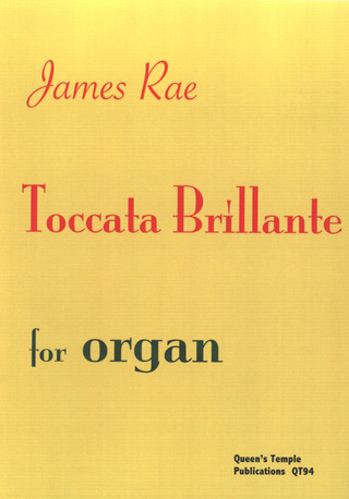 James Rae: Toccata Brillante