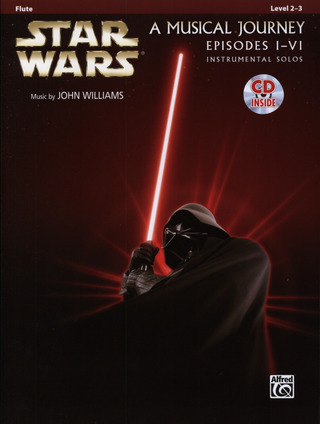 John Williams: Star Wars Episodes 1-6 (+CD)