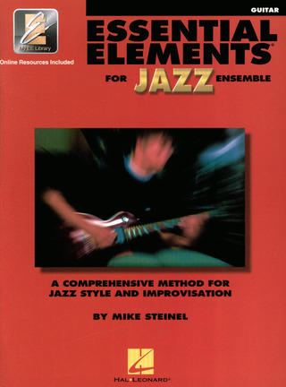 Mike Steinel: Essential Elements for Jazz Ensemble 1