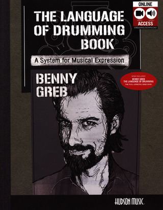 Benny Greb: Benny Greb: The Language Of Drumming (Book/Online Audio)