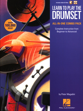 Peter Magadini: Learn To Play The Drumset