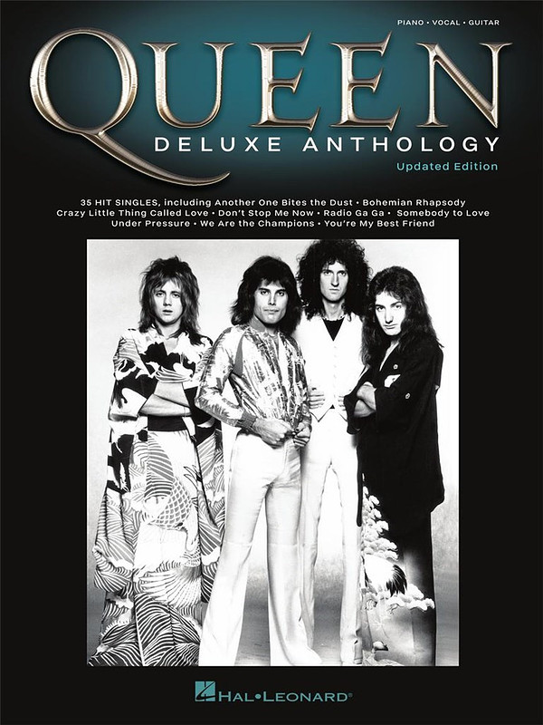 Queen: Queen Deluxe Anthology