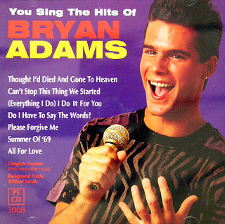 Bryan Adams: Hits Of