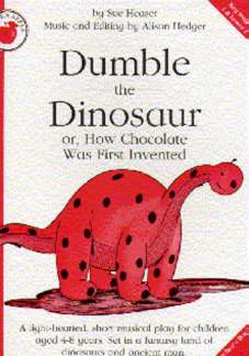 Heaser Sue: Dumble The Dinosaur (Heaser/Hedger) Teacher's Book