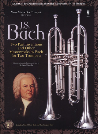 Johann Sebastian Bach: Two Part Inventions and Other Masterworks