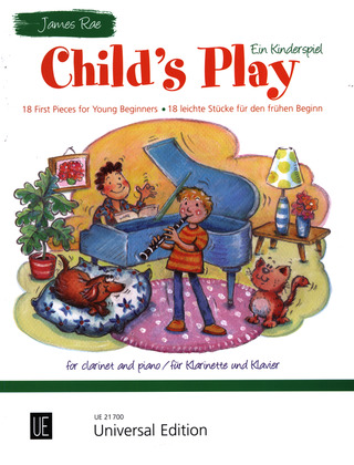 James Rae: Child's Play - Ein Kinderspiel