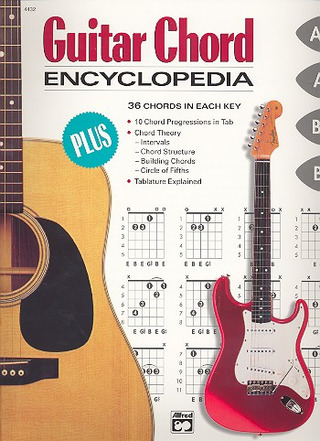 Steve Hall: Guitar Chord Encyclopedia