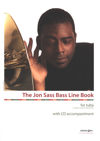 Jon Sass: The Jon Sass Bassline Book