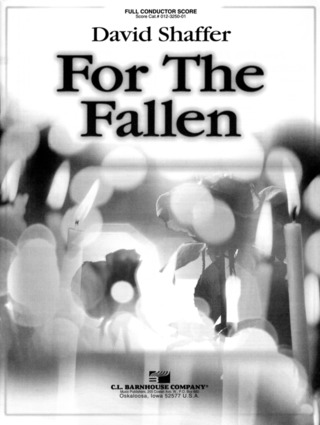 Shaffer, David: For the Fallen