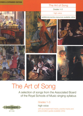 The Art of Song – hohe Stimme