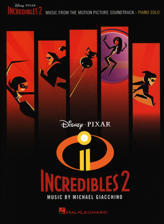 Michael Giacchino: Incredibles 2