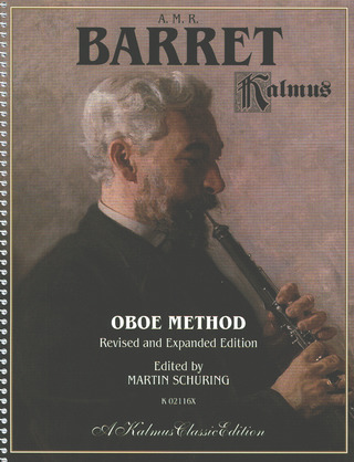 Apollon Marie-Rose Barret: Oboe Method