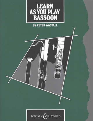 Peter Wastall: Learn As You Play Bassoon (englische Ausgabe)