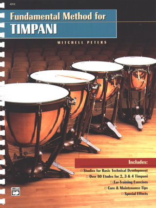 Mitchell Peters: Fundamental Method for Timpani