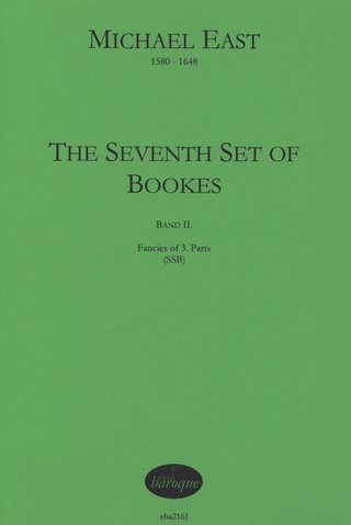 Michael East: The seventh Set of Bookes 2