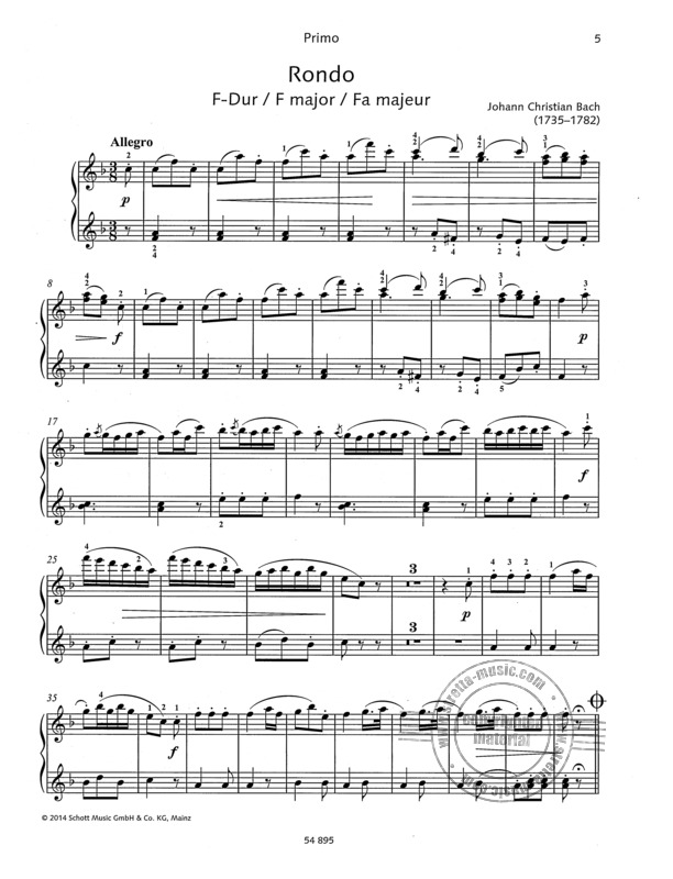 Piano Duets (2)