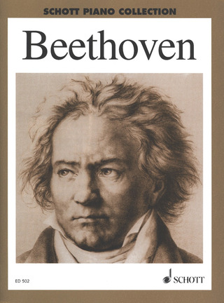 Ludwig van Beethoven: Oeuvres choisies pour piano