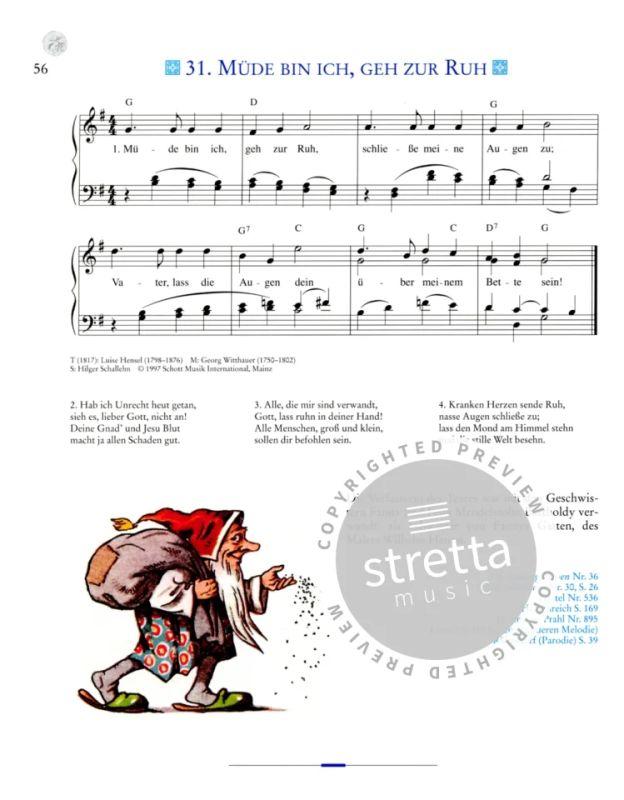 B-Ware Weber-Kellermann Das Buch der Kinderlieder-Melodie-Ausgabe m.Akkorden