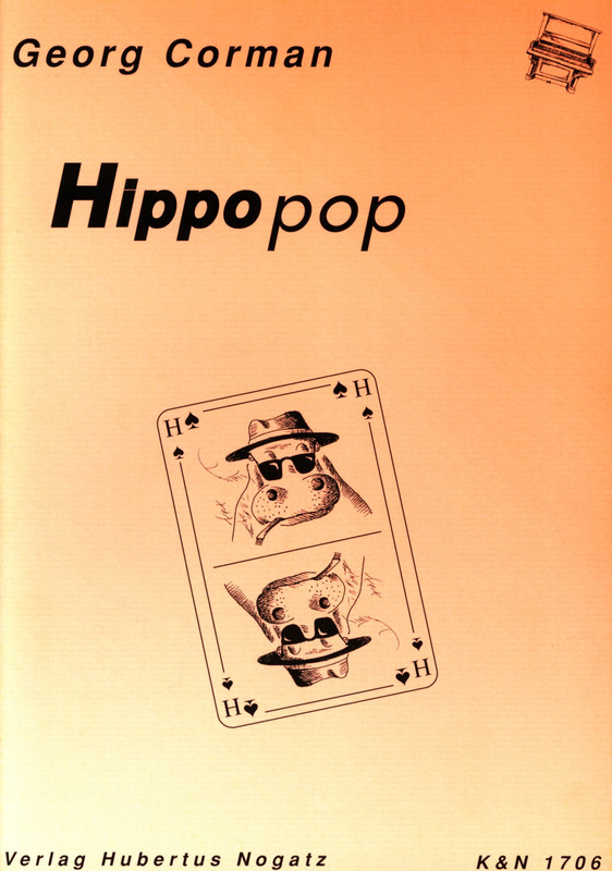 Corman Georg: Hippo Pop