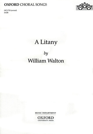 William Walton: A Litany