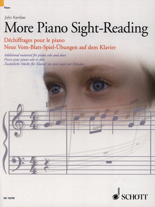 John Kember: More Piano Sight-Reading
