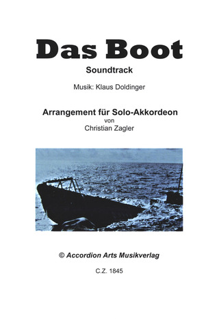 Klaus Doldinger: Das Boot (Soundtrack)