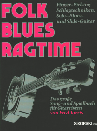 Fred Torris: Folk - Blues - Ragtime