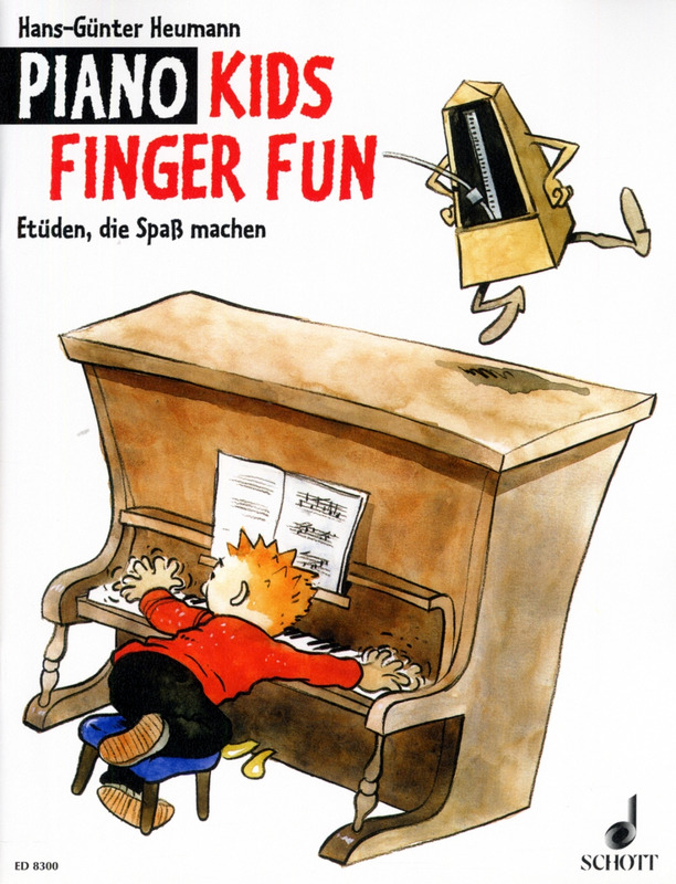 Hans-Günter Heumann: Piano Kids Finger Fun