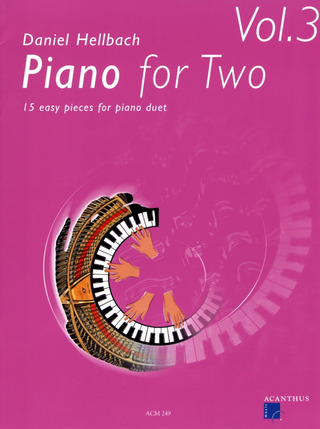Daniel Hellbach: Piano for Two 3