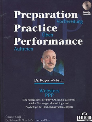 Roger Webster: Preparation Practice Peformance