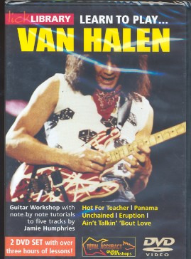 Jamie Humphries: Learn To Play Van Halen