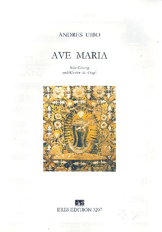 Uibo Andres: Ave Maria Ges, Klav (Org) (2012)