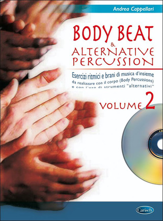 Andrea Cappellari: Body Beat & Alternative Percussion 2