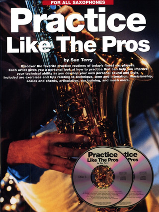 Sue Terry: Practice Like The Pros