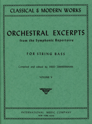 Orchestral Excerpts 5