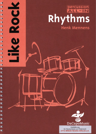 Henk Mennens: Like Rock Rhythms