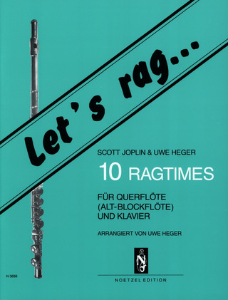 Scott Joplin: Let's rag ...