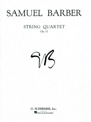 Samuel Barber: String Quartet op. 11