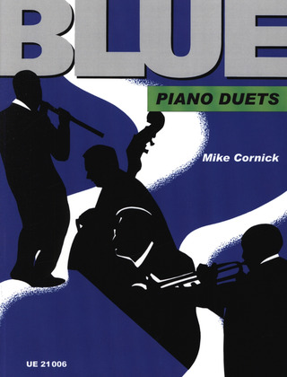 Mike Cornick: Blue Piano Duets