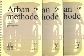 Jean-Baptiste Arban: Arban methode 1–3