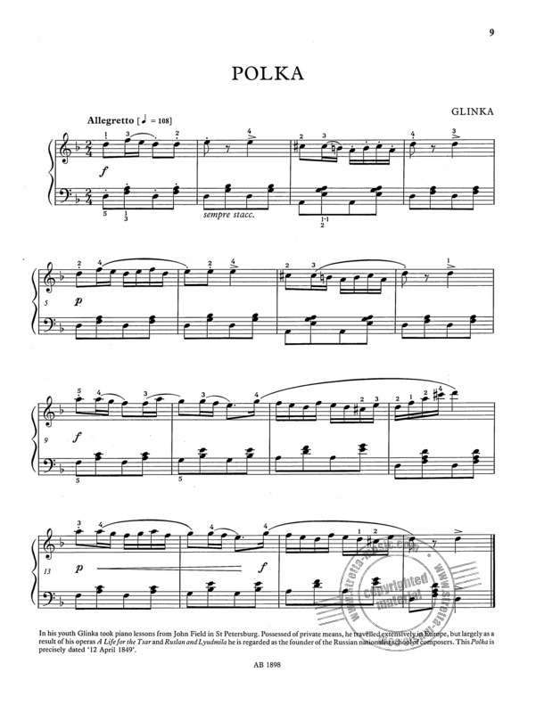 Short Romantic Pieces 1 (2)