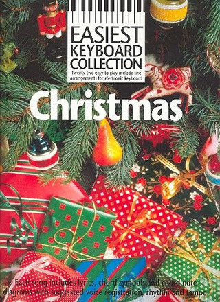Easiest Keyboard Collection Christmas