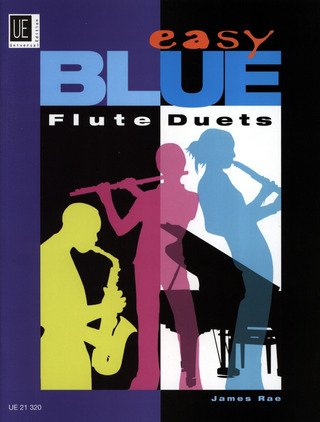 James Rae: Easy Blue Flute Duets