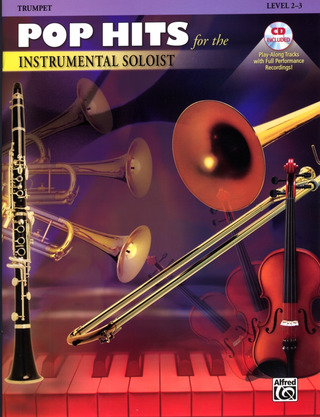 Pop Hits for the Instrumental Soloist – Trompete