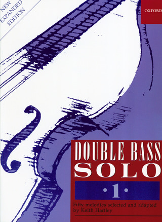 Double Bass solo vol.1