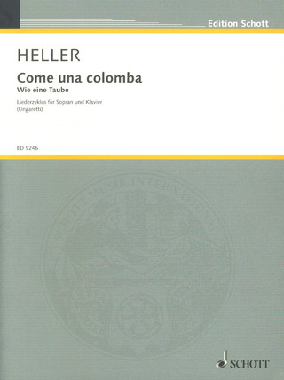 Barbara Heller: Come una colomba