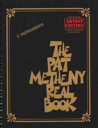 The Pat Metheny Real Book (C)