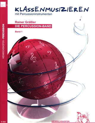Rainer Gräßler: Die Percussion-Band 1