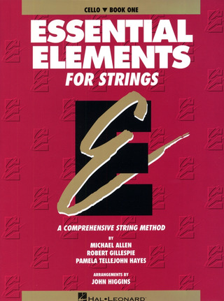Allen, Michael / Gillespie, Robert / Tellejohn Hayes, Pamela: Essential Elements for Strings
