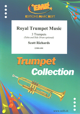 Scott Richards: Royal Trumpet Music